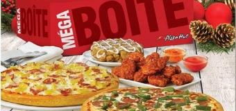 Coupon rabais PizzaHut : Chèque cadeau 10$