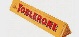 Coupon rabais 3$ chocolat Toblerone !