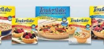 Coupon rabais Tenderflake 1$