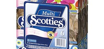 Coupon caché Scotties de 1$