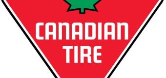 Canadian Tire: carte cadeau de 50$ à l'achat de 200$ (23 avril seulement)
