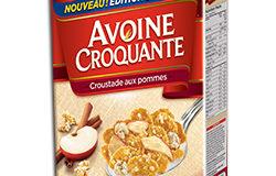 Économisez 2,00 $ Oatmeal Crisp  Boite d'Avoine Croquante